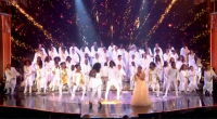 100 Voices Of Gospel choir sings Oh Happy Days on Britain's Got Talent 2016 live final.
