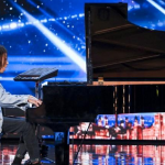 Piano player Tokio Myers performed Debussy's Clair de Lune and Ed Sheeran's Bloodstream on Britain's Got Talent 2017
