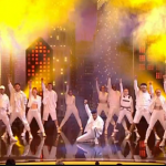 Empire Dance Crew song choices impressed on Britain's got talent 2017 semi final