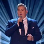 Kyle Tomlinson singing When We Were Young by Adele on Britain's got talent 2017 semi final