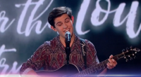 Reuben Gray impressed the judges with a song he written for his girlfriend on Britain's Got Talent 4th semi-final.