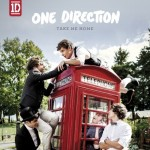 One Direction Take Me Home artwork revealed