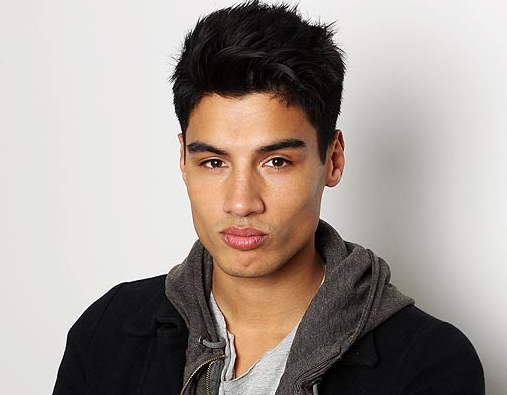 Siva from the wanted modelling