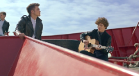 X Factor boyband Union J released the video to their new single Beautiful life today, with the hope that the track will do well in the charts next month. At...