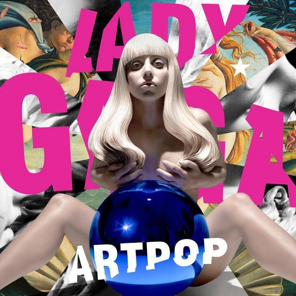 Lady Gaga artwork for new album