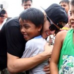 Justin Bieber ask fans to help the Philippines following his life changing visit to the country