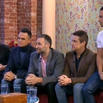 Fifth Story interviewed on ITV This Morning ahead of their The Big Reunion appearance