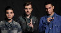 Band members of Freaky Fortune and RiskyKidd from London hopes to win the Eurovision 2014 Song Contest with their song Rise Up for Greece. Freaky Fortune band member's names are...