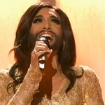 Bearded drag queen wins Eurovision song contest 2014 for Austria with Rise Like a Phoenix