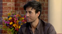 Enrique Iglesias performed his new track and was interview by Eamonn Holmes and Ruth on This morning. The American star is inn the country to promote his tenth studio album...