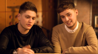 Singers Joe and Jake, who previously audition for The Voice, wins the UK Eurovision 2016 entry with their song You're Not Alone. The duo both competed on The Voice UK...