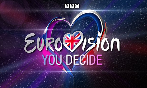 Eurovision 2017 takes place in the Ukraine on May 13th 2017 and a number of acts are gearing up to battle it how to see who will represent the UK...