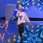 Lukas McFarlane and Tom Hughes-Lloyd win Got To Dance 2013 fist live semi-final