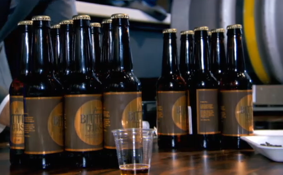 chocolate and orange beer on the apprentice 2013