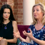 Woman too pretty to work Laura Fernee gets advice from apprentice star Katie Hopkins
