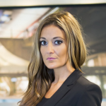 Natalie Panayi from Hertfordshire is all about the Money on The Apprentice 2013