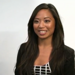 Sophie Lau from Bristol could get very annoyed on The Apprentice 2013