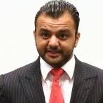 Asian Property Investor Zeeshaan Shah hopes to bring his genius to The Apprentice 2013