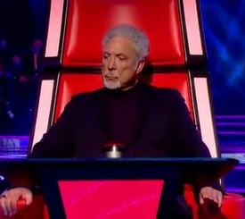 tom jones the voice