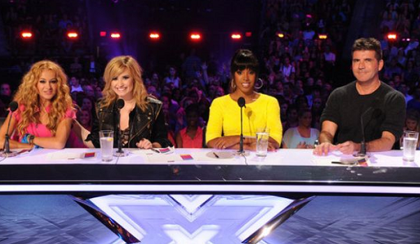 the x factor usa 2013 judges