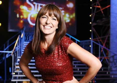 Davina McCall stepping out