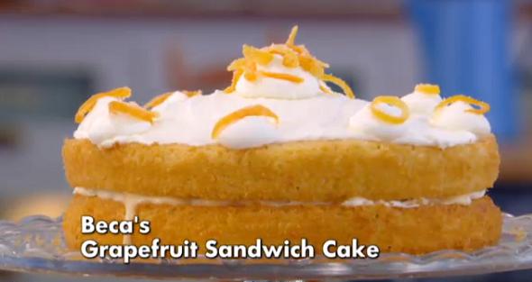 beca grapefruit cake