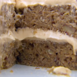 The Great British Bake Off 2013: Rob's Pecan and Apple cake