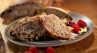 This week on Paul Hollywood's Bread, Paul knocked up a tasty little recipe that caught our eye, white chocolate and raspberry sourdough. The name sounds more like the filling of...