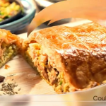 Paul Hollywood Pies and Puds :  Salmon Coulibiac recipe