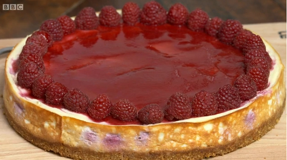 Crowdie Cheese Cake