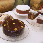 Paul Hollywood Pies and Puds: Afternoon Tea at the Dorchester Hotel with Dr. Annie Grey