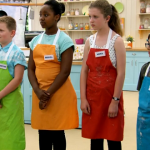 James Martin's biscotti recipe kicked of the new series on Junior Bake off