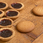 Paul Hollywood Pies and Puds: Paul's mums Ginger Biscuits and Jam Tarts