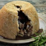 Paul Hollywood Pies and Puds: Lamb and Kidney Suet with Rosemary pudding