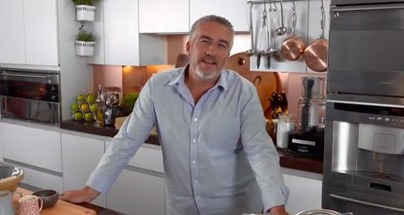 paul hollywood pies and pudings