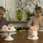 Paul Hollywood Pies and Puds : Peggy Porschen brings eatable flowers to the kitchen