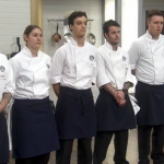 MasterChef The Professionals 2013: week 2 Quarter Finals Results: Steven and Tom through to the semi finals