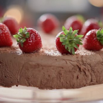Chocolate Velvet Torte by Mary Berry on Food & Drink Christmas Special