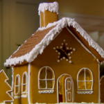 Gingerbread House recipe by Mary Berry on The Great British Bake Off Christmas Special