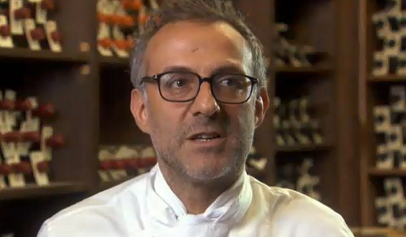 massimo bottura masterchef the professionals