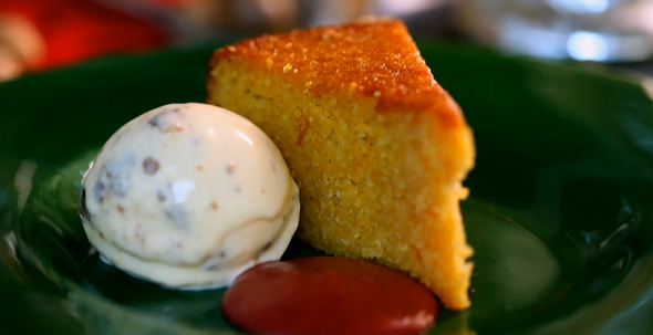 Spiced Orange Cake Tom Kerridge