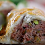 Posh Sausage Roll by Glynn Purnell Food & Drink Christmas Special