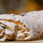 Stollen by Paul Hollywood on The Great British Bake Off Christmas Special