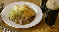Rick Stein makes an exciting steak with Guinness and oyster pie on today's Saturday Kitchen live. To make his pie Rick seasons pieces of steak with salt and pepper, then...
