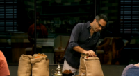Chef Yotam Ottolenghi, joined The Taste panel today as a guest judge to set the remaining cooks their first challenge of the evening. Yotam is an Israeli-born cookery writer, restaurant...