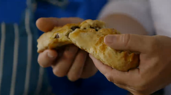 Bedfordshire Clanger pasty recipe revived on Jamie and Jimmy's ...