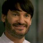The Taste: Eric Lanlard task the cooks to make a Savoury Chocolate spoon full food on the Channel 4 show