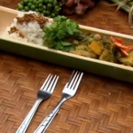 Hairy Bikers Thai Jungle Curry with fillet of pork and krachai root  recipe