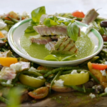 New look Nicoise Salad with Tuna Recipe by Jamie Oliver