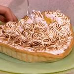 Passion Fruit Meringue Pie recipe by John Waite on ITV This Morning